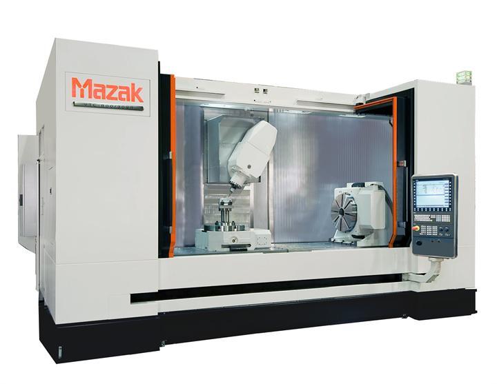 CENTRO DE MECANIZADO VERTICAL MAZAK VTC800/30 SR 5 EJES